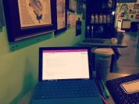 Writing and Planning…