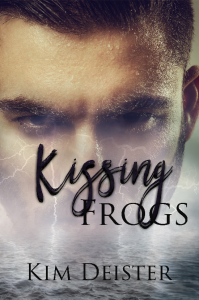 Kissing Frogs Release Day!