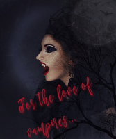 For the love of vampires…