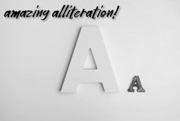 Reading List: Amazing Alliteration