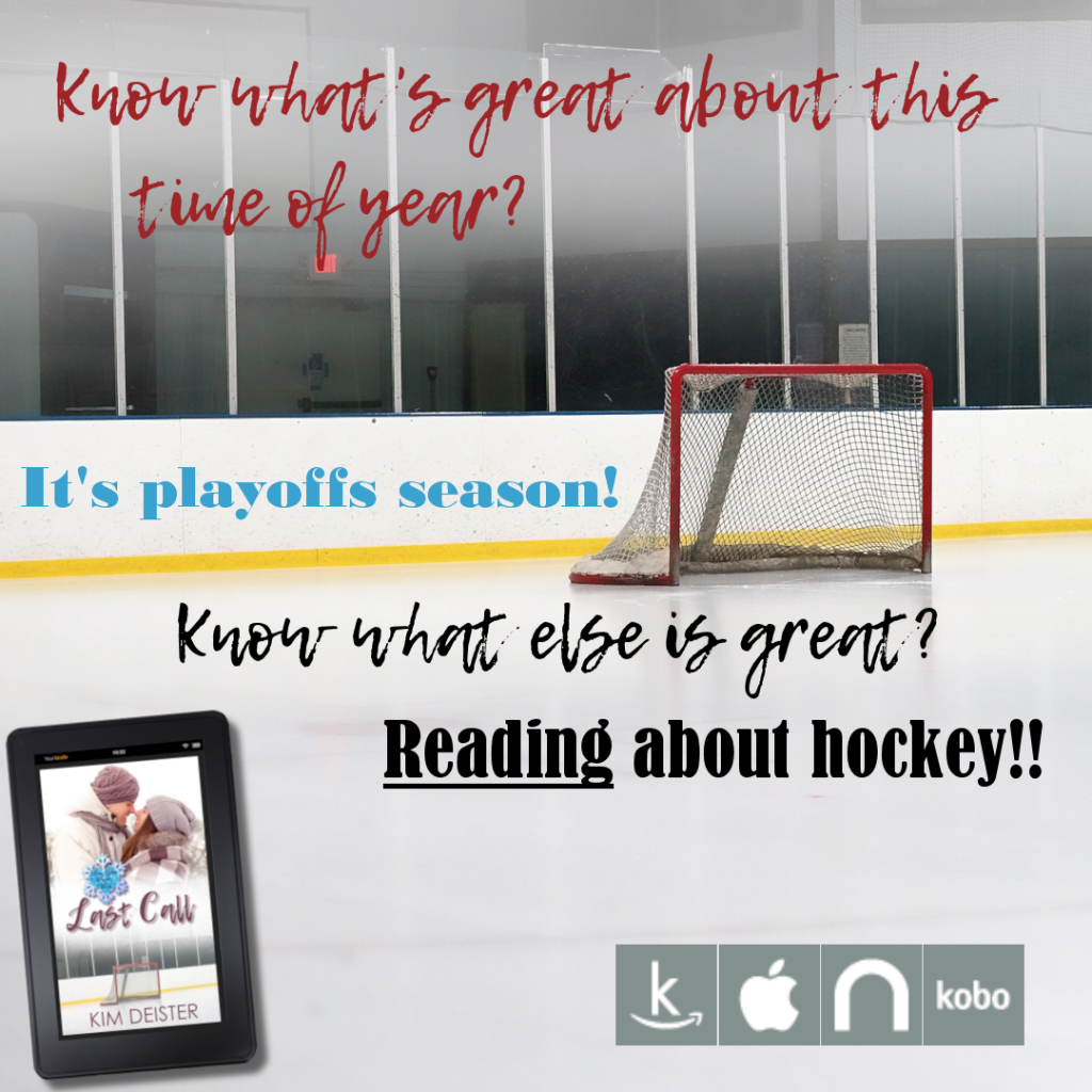 For the love of hockey…