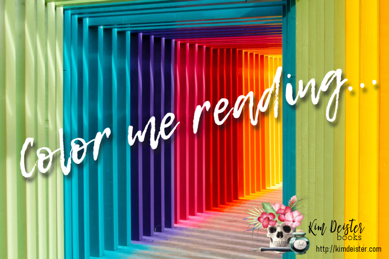 Color Me Reading: The Title Edition