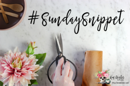 Sunday Snippet: Tangled Love Edition