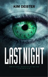 The Last Night Cover Reveal