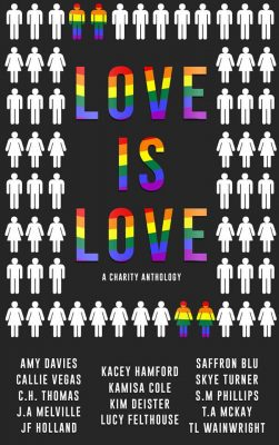 Love is Love Release Day