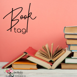 Book Tag: the currently reading book tag