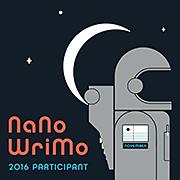 NaNoWriMo Updates